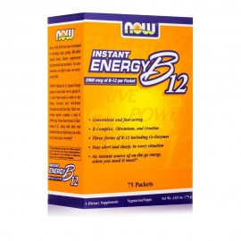 Now Instant Energy B12 75 packs