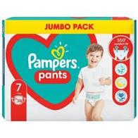 Pampers Pants Jumbo Pack Μέγεθος 7  (17+kg) 38τμχ
