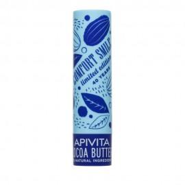 Apivita Comfort Smile Limited Edition LipCare Cocoa Butter SPF20 4.4gr