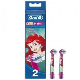 Oral-B Stages Power Disney Princess 2 ανταλλακτικά