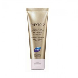 Phyto Hydrating Day Cream with 7 Plants for Dry Hair 50ml