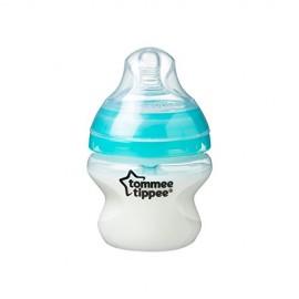 Tommee Tippee Πλαστικό Μπιμπερό Anti-Colic με Θηλή Σιλικόνης 0m+ 150ml