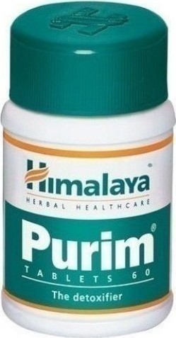 Himalaya Wellness Purim 60 ταμπλέτες