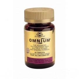 Solgar Omnium Πολυβιταμίνη 30tabs