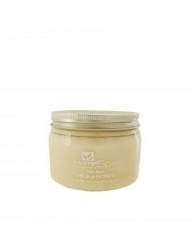 HOMESPA Milk & Honey hair mask