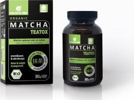 Holistic Med Organic Matcha Teatox 30gr