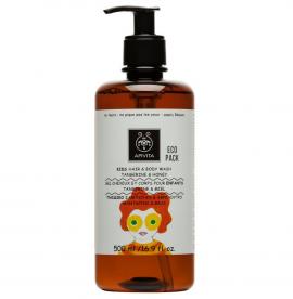 Apivita Kids Hair & Body Wash 500ml