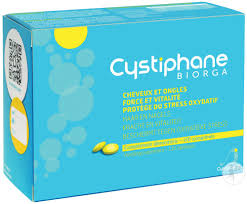 BIORGA Cystiphane tablets