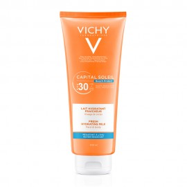 Vichy Capital Soleil Fresh Hydrating Milk SPF30 300ml