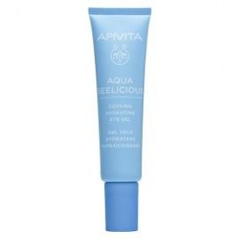 Apivita AquaBeelicious Cooling Hydrating Eye Gel 15ml
