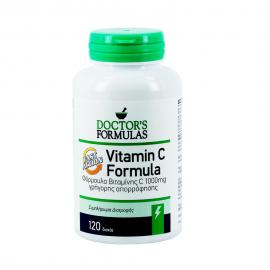 Doctors Formulas Vitamin C Formula 1000mg 120 κάψουλες
