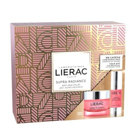 Lierac Promo Supra Radiance Anti-ox Renewing Cream 50ml & ΔΩΡΟ Supra Radiance Serum Eclat Regard 15ml