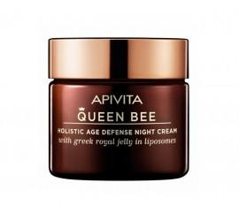 Apivita Queen Bee Kρέμα Νύχτας Ολιστικής Αντιγήρανσης 50ml