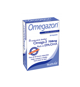 Health Aid Omegazon 30 caps
