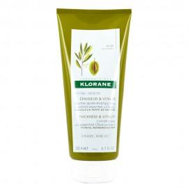 Klorane Baume Apres-Shampooing A LExtrait Essentiel DOlivier 200ml