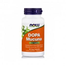 Now Dopa Mucuna 90 φυτικές κάψουλες