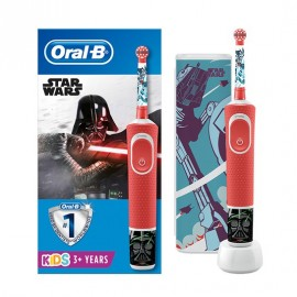 Oral-B Vitality Star Wars 3 Ετών+ & Δώρο Θήκη Ταξιδιού