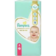 Pampers Premium Care No4 (9-14kg) 52 πάνες