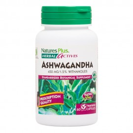 NaturesPlus Ashwagandha 60tabs