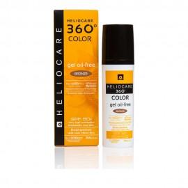 Heliocare 360 Color Gel Oil-Free SPF50+ Bronze 50ml