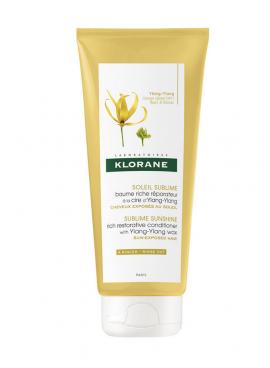 Klorane Conditioner Ylang-Ylang Sun Radiance 200ml