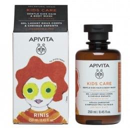 Apivita Kids Σαμπουάν & Αφρόλουτρο 250ml
