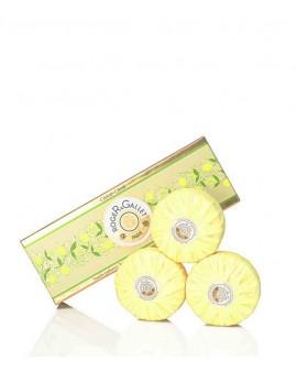 ROGER&GALLET Citron Σαπούνια Κασετίνα