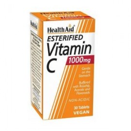 Health Aid Esterified Vitamin C 1000mg 30tabs