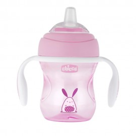 Chicco Transition Cup PINK 4m+