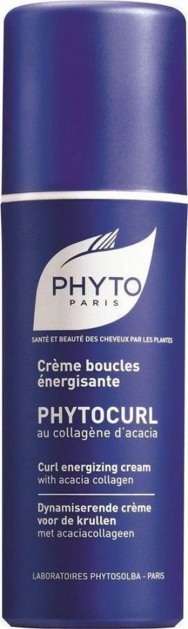 Phyto Phytocurl Creme Boucles 100ml