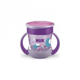Nuk Mini Magic Cup Night Purple  6m+ 160ml