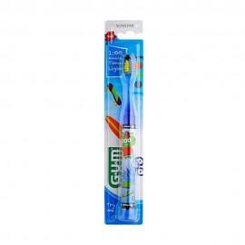 Gum 903 Light-Up Παιδική οδοντόβουρτσα 1τεμ. Μπλε