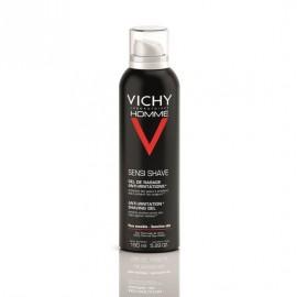 Vichy Homme Sensi Shave Gel Τζελ Ξυρίσματος κατά των ερεθισμών 150ml