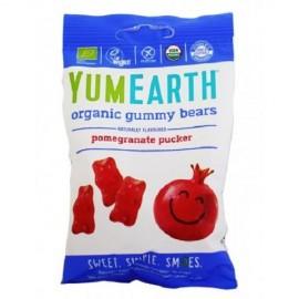 YumEarth  BIO Organic Gummy Bears Pomegrante 50gr