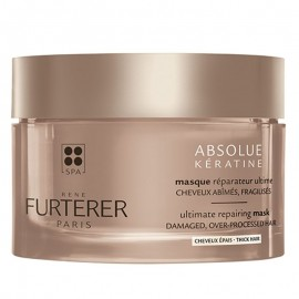 Rene Furterer Absolue Keratine Renewal Care Ultimate Repairing Mask Thick Hair 200ml