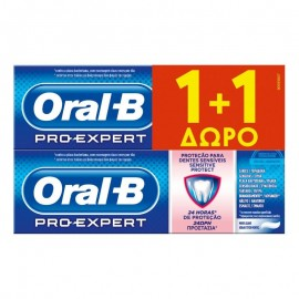 Oral-B Pro Expert Sensitive & Whitening 2 x 75ml