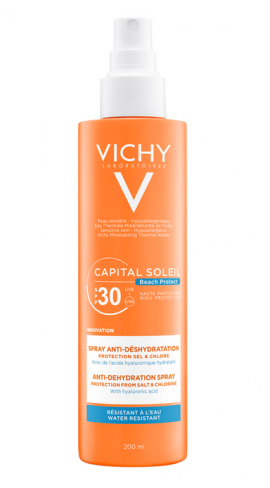 Vichy Capital Soleil Beach Protect Anti-Dehydration Spray SPF 30 200ml
