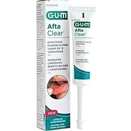 Gum Aftaclear Gel (2400) 10ml