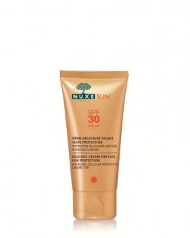 NUXE Sun Αντηλιακή κρέμα προσώπου SPF30