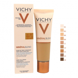 Vichy Mineralblend Fond De Teint Hydratant 15 Terra  30ml