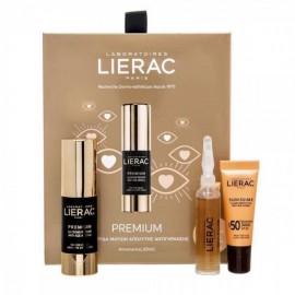 Lierac Promo Premium Yeux Creme Regard 15ml & Cica Filler 10ml & Sunissime SPF50 10ml
