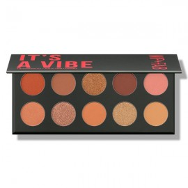 Nip+Fab Eyeshadow Palette Its A Vibe 12gr