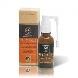 Apivita Propolis Βιολογικό spray για το λαιμό  30ml