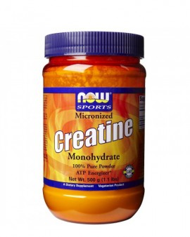 NOW Creatine Monohydrate