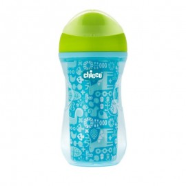 Chicco Active Cup Μπλε 14m+ 266ml