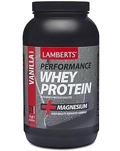 Lamberts Whey Protein Vanilla με Γεύση Βανίλια 1000g