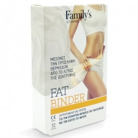 Power Health Familys Vitamins Fat Binder 32 κάψουλες