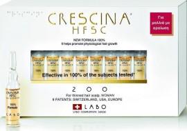 Labo Crescina Hfsc 100% 200 Woman 10 amp