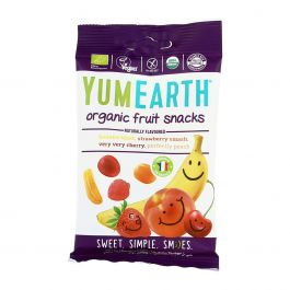 YumEarth Organic Fruit  BIO Snacks 50gr