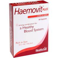 HealthAid Haemovit Plus 30caps